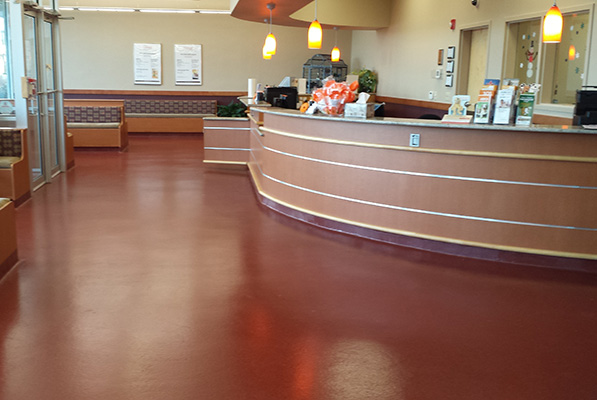 palmalite unikrom all purpose solidcolor epoxy flooring