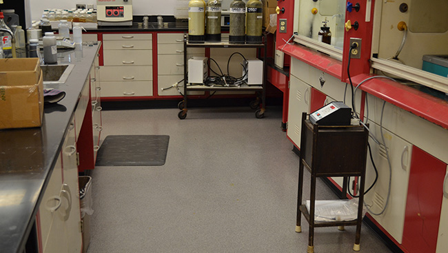 Heat resistant epoxy flooring - PalmaLite Novolac from Palma Inc. NJ