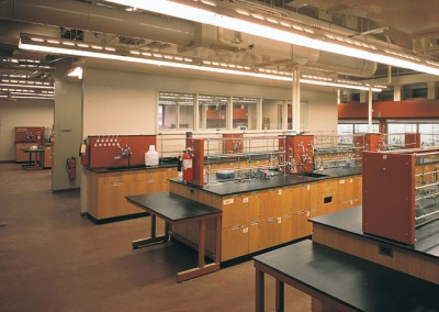 Columbia University Research Lab