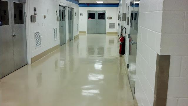 Prison Floor Palma Inc