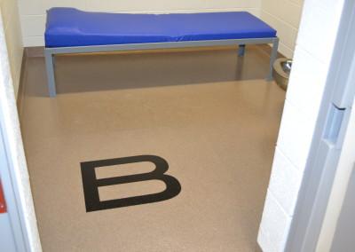 Municipal Jail, Suburban Philadelphia