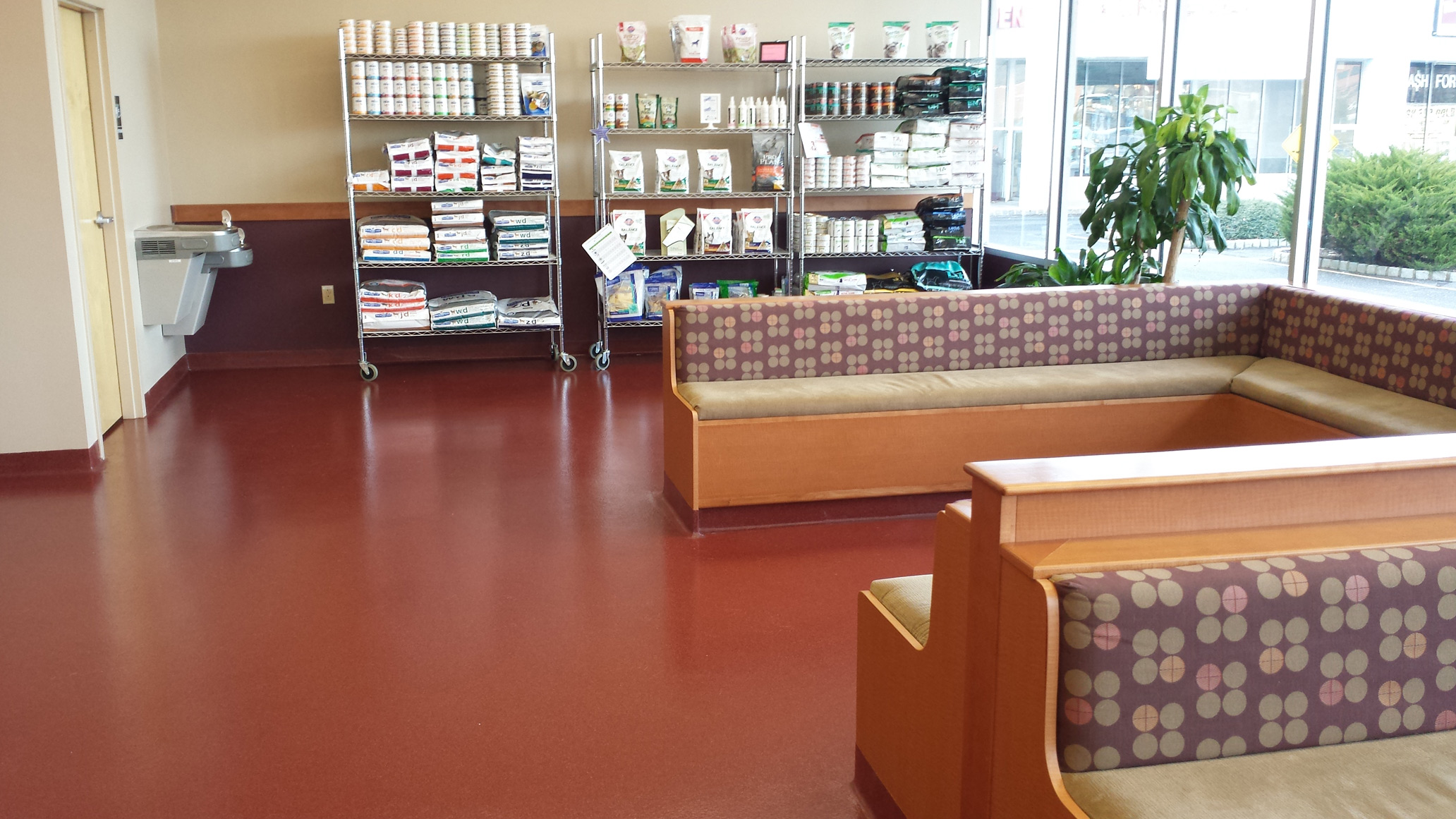 PalmaLite UniKrom 125 Solid Color All-Purpose Epoxy Flooring from Palma Inc.